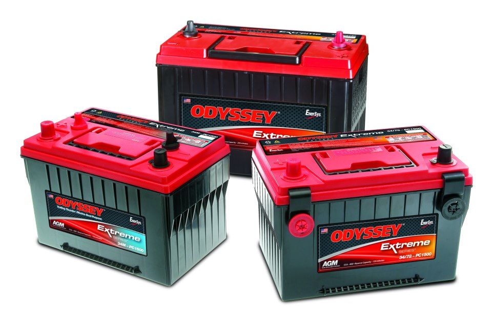 odyssey battery sema discount rate
