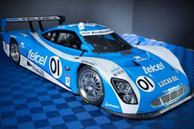 Ganassi switches from BMW to Ford for United SportsCar Championship