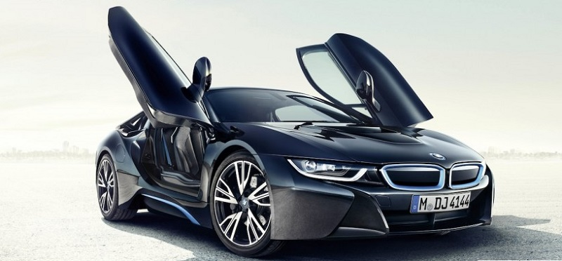 Why Bmw S I8 Is A Game Changer