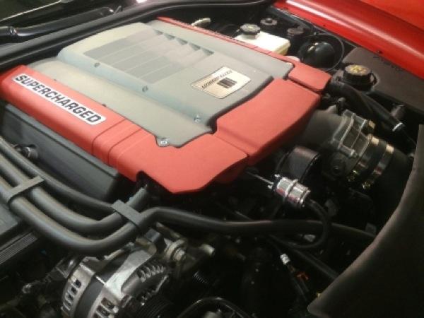 Lingenfelter Performance Package Series for 2014 Corvette