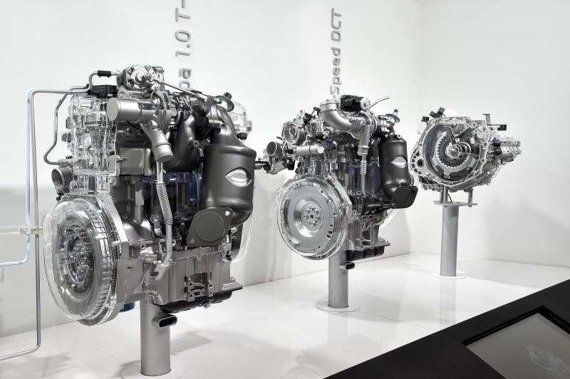 hyundai s latest powertrain family turbocharged engines dual clutch transmissions turbocharged engines dual clutch