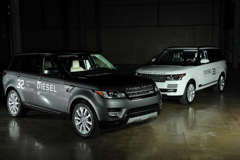 diesel range rover