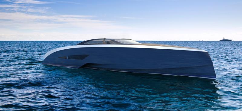 bugatti and palmer johnson launch joint luxury yacht project -