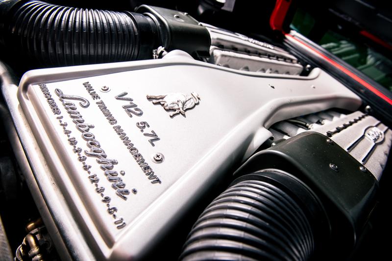 1999 Lamborghini Diablo Sv Engine Speedville
