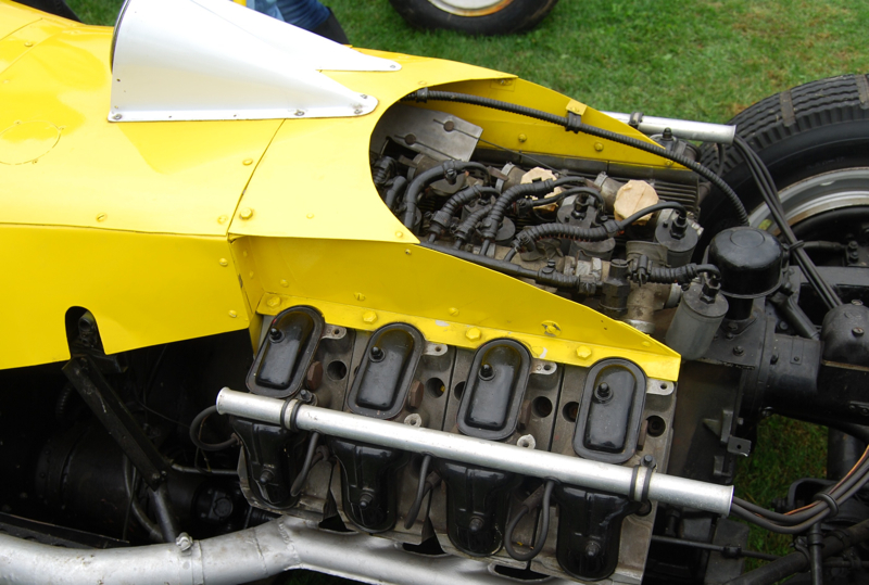 The Butterball has a 4425cc 380-hp Steyr aircraft engine that can push it to around 150 mph.