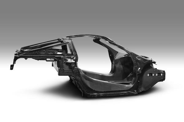 McLaren Second Generation Super Series Monocage II