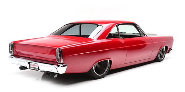 1966 Ford Fairlane Custom Coupe -