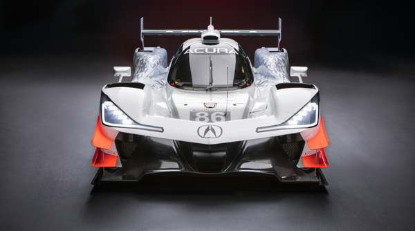 Acura Reveals Arx 05 Prototype Race Car Set To Debut In Daytona